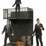 Gotham Select : les figurines dispo à l'automne