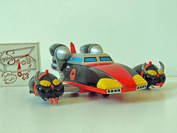 INSPECTEUR GADGET Madmobile Avion (6)