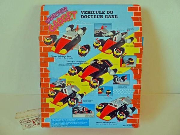 INSPECTEUR GADGET Madmobile Boîte  (5)