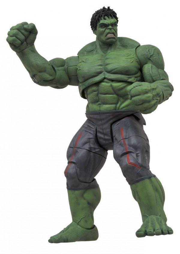 Marvel Select Hulk avengers age of ultron ere d'ultron
