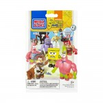 Mega Bloks Bob l'Éponge minifigurines série 2