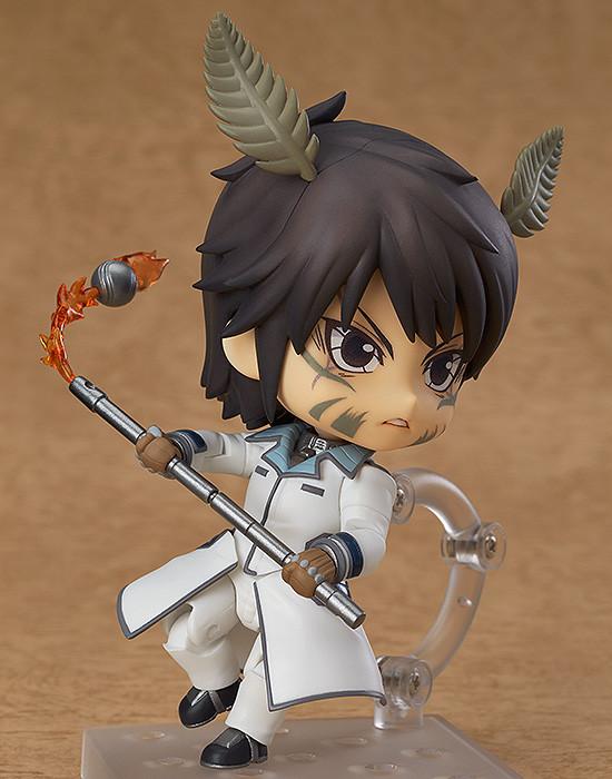 Nendoroid Akari Hizamaru TERRAFORMARS