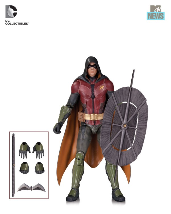 RObin arhkam Knight DC COllectibles