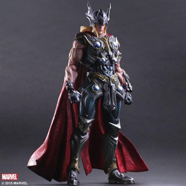 Variant Play Arts Kai - Marvel Universe: Thor