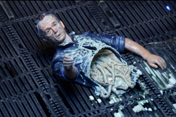 alien series 5 neca bishop