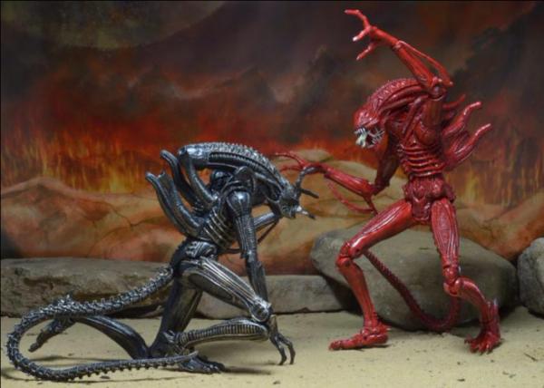 alien series 5 neca genocide