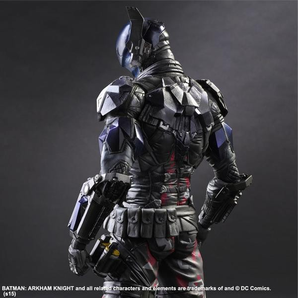Play Arts Kai Arkham Knight  Batman: Arkham Knight