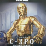 Star Wars Model Kit : Review C-3PO Protocol Droid