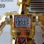 bandai model kit star wars C3PO 10