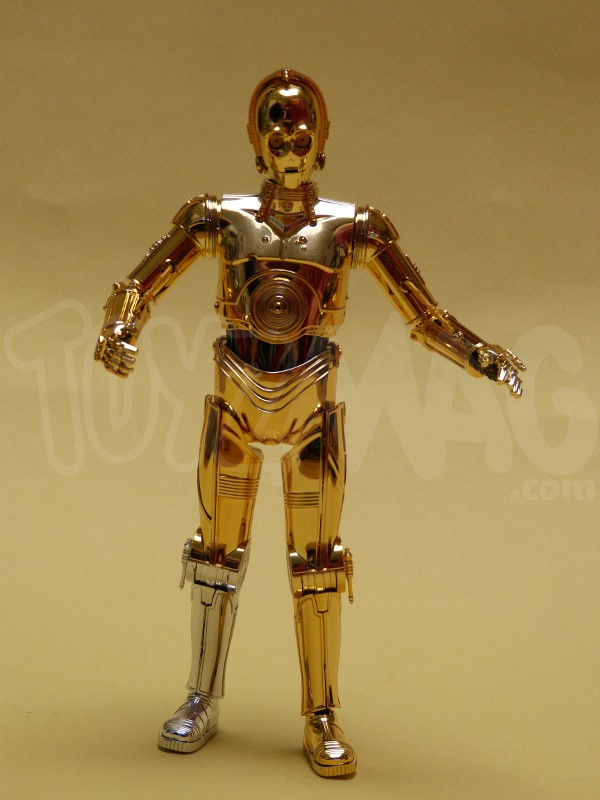 bandai model kit star wars C3PO 14