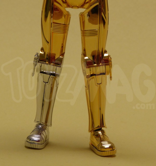 bandai model kit star wars C3PO 15