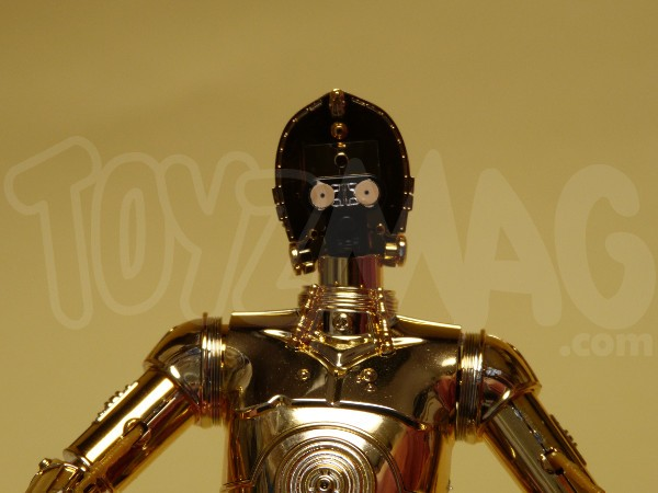 bandai model kit star wars C3PO 24
