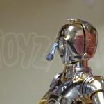 bandai model kit star wars C3PO 25