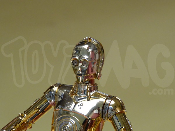 bandai model kit star wars C3PO 26