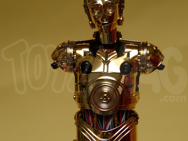 bandai model kit star wars C3PO 38
