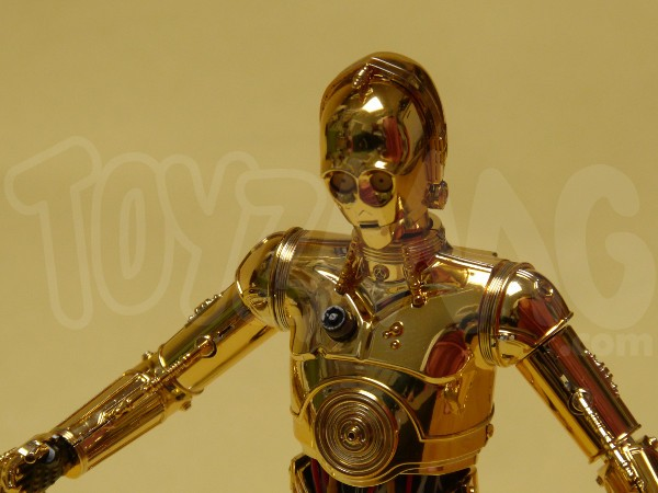 bandai model kit star wars C3PO 39