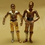 bandai model kit star wars C3PO 46