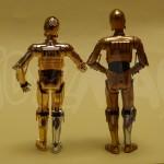 bandai model kit star wars C3PO 48