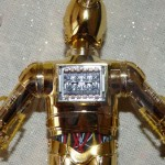 bandai model kit star wars C3PO 9
