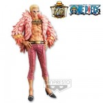 "ONE PIECE DEFINE X FIGURE ""THE GRANDLINE MEN"" DOFLAMINGO"