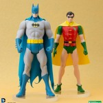 Batman & Robin Super Powers ARTFX+ Statue