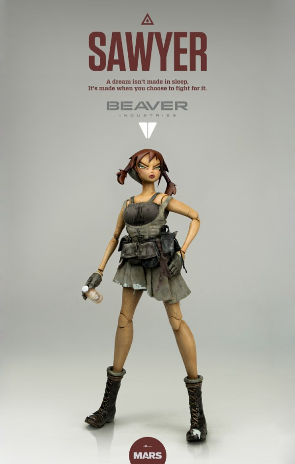 beaver industries sawyer threea