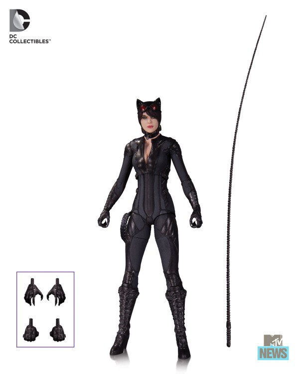 catwoman arhkam Knight DC COllectibles