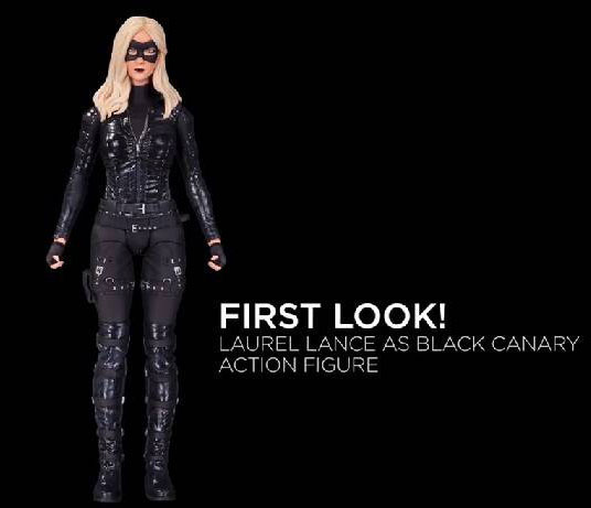 dc collectibles black canary