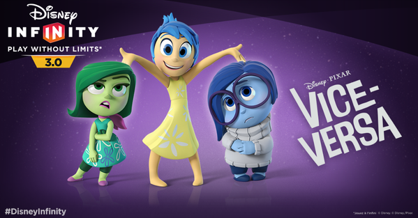 disney infinity v3 vice versa inside out