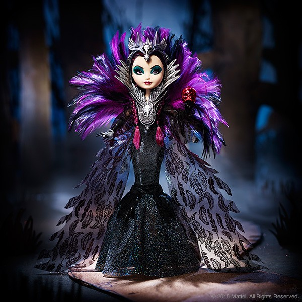 ever after High Raven Queen sdcc2015