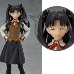 Figma Tohsaka Rin  les images officielles