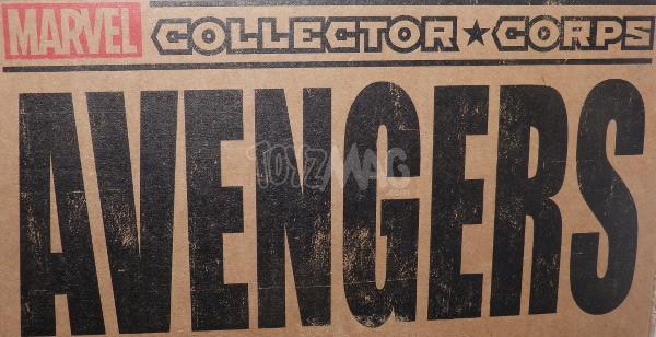 funko marvel avengers ultron box