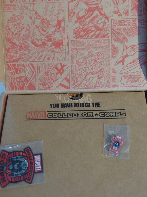 funko marvel collector corps box 2
