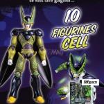 S.H.Figuarts Cell à gagner à Geekopolis