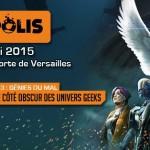 Geekopolis 2015, les invités