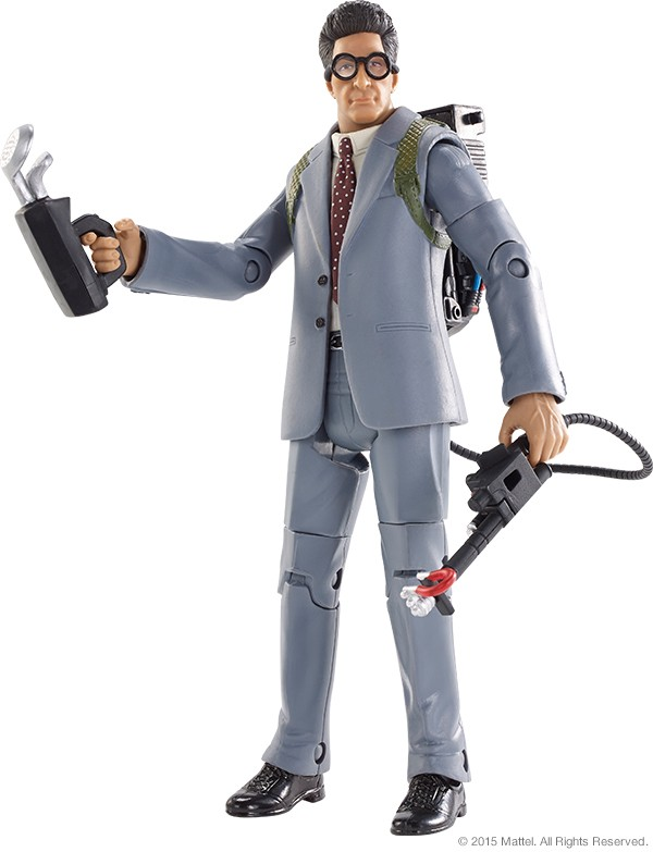 Ghostbusters  sdcc2015 Courtroom Battle Egon Spengler