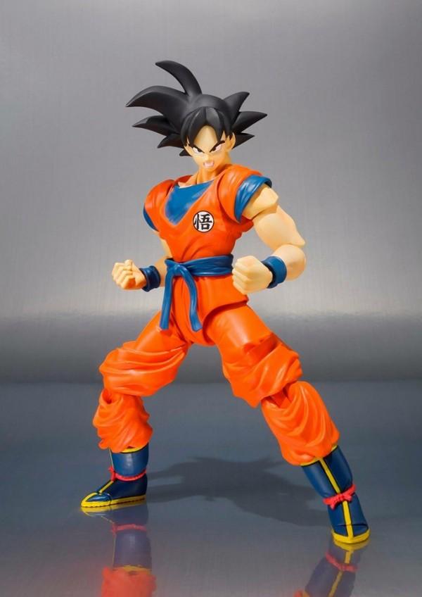 S.H.Figuarts Son Goku exclu Galeria Tamashii Nations Mexico 2015
