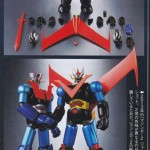 Une version retro  jumbo shogun pour Great Mazinger