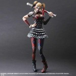 Harley Quinn, Batman Arkham Knight Play Arts Kai