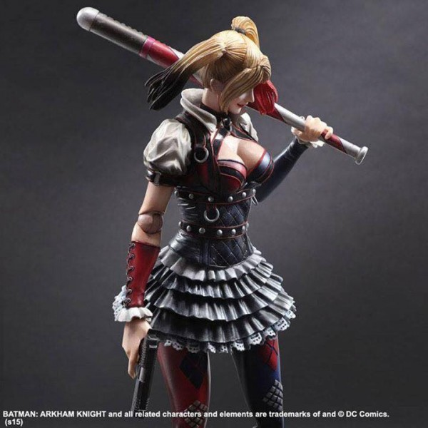 "Play Arts Kai - Batman Arkham Knight ""Harley Quinn"""