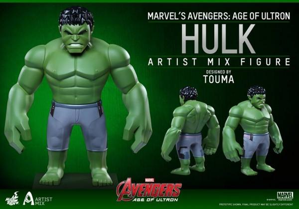 hot toys avengers artist mix 10