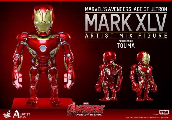 hot toys avengers artist mix 13