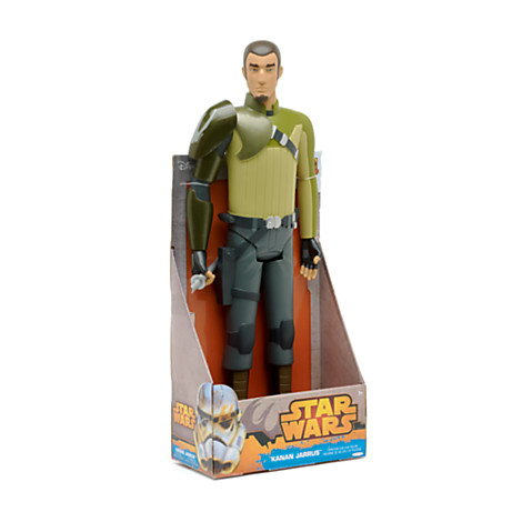 soldes Figurine articulée Kanan Jarrus Star Wars Rebels