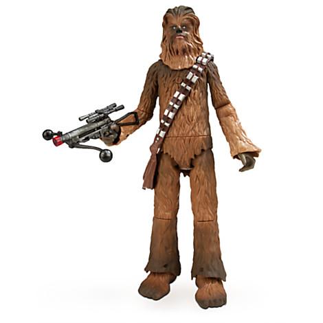 Figurine parlante Chewbacca de Star Wars -50%