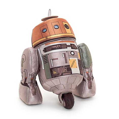 SOLDE Chopper Star Wars Rebels, petit jouet souple -61%