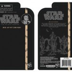 Star Wars : cardback des figs Black Series annulées