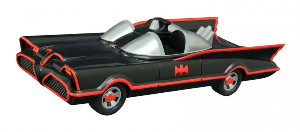 Batman Classic TV Series Batmobile Vinyl Bank