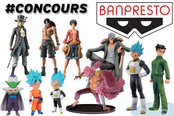 CONCOURS-BANPRESTO