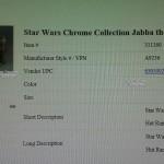 Star Wars : JTA entrevoit l'avenir des jouets Black Series