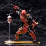 "Deadpool ""Chimichanga"" SDCC Limited Edition ARTFX+"